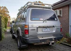 1993 Toyota LandCruiser Wagon 80 series GXL Petrol Mill Park Whittlesea Area Preview