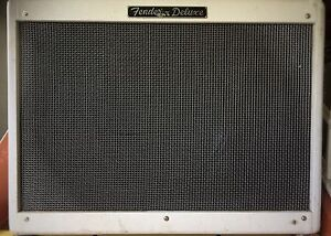 Fender deluxe speaker cab Burleigh Heads Gold Coast South Preview
