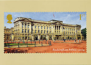 2014 BUCKINGHAM PALACE NEW SEALED PHQ POSTCARDS SET OF 11. No 388. NEW ISSUE