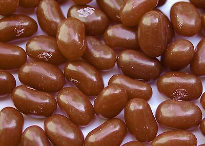 CHOCOLATE PUDDING Jelly Belly Candy Jelly Beans ~ 1/4 LB BAG ~ BULK  - Chocolate Jelly Beans