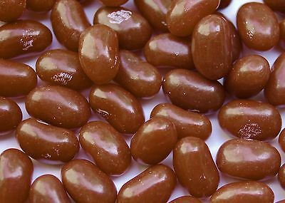 CHOCOLATE PUDDING Jelly Belly Candy Jelly Beans ~ 1/4 LB BAG