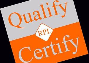 RPL QUALIFY & CERTIFY AUSTRALIA Brisbane City Brisbane North West Preview