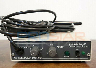 Discount 10 Parkell Clean Machine Turbo Ultrasonic Scaler 2530khz Foot Pedal