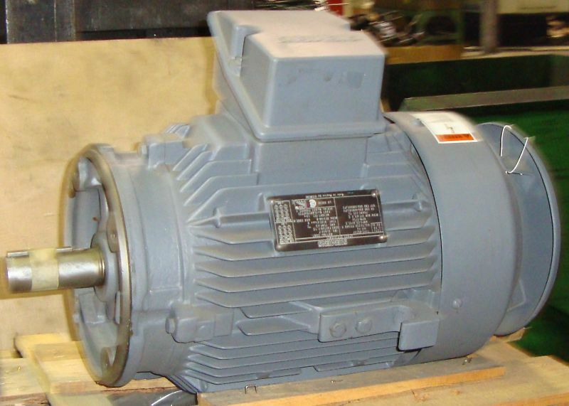 New Siemens Electric Motor 10 HP 1750 RPM 9034LR