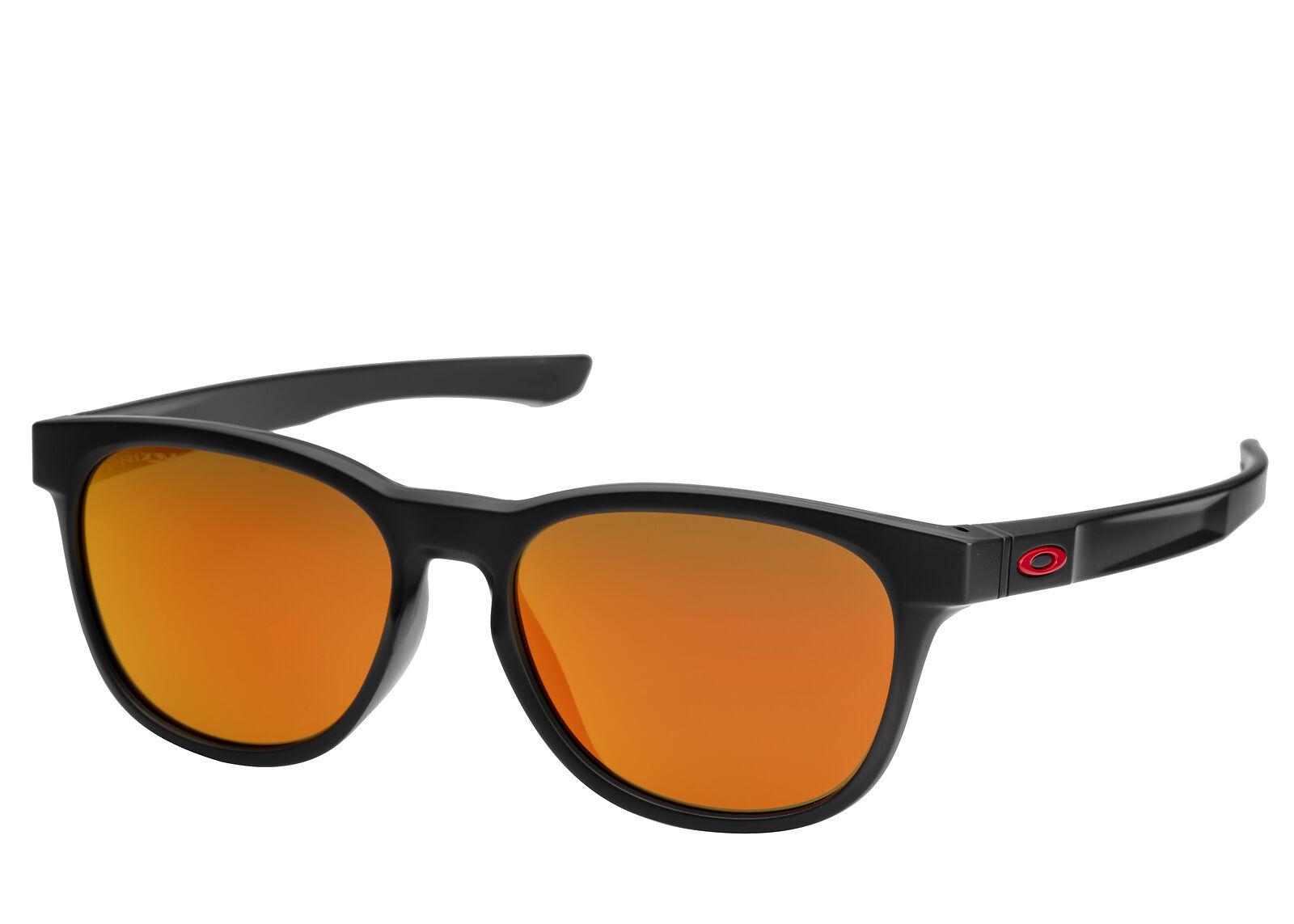 8f9075c53fd68 Oakley Stringer Sunglasses Matte Black Frame PRIZM Ruby Lens OO9315-1655