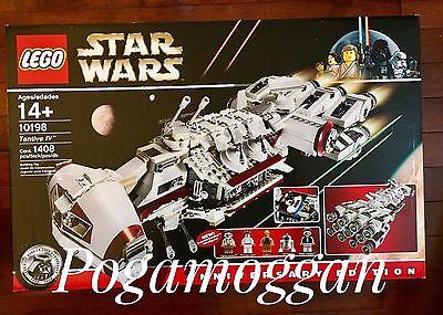 BRAND NEW SEALED LEGO STAR WARS 10198 TANTIVE IV - ANNIVERSARY EDITION