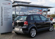 "Volkswagen Polo 1.4 CrossPolo 17""Alu,Klima,CD,USB,Nebel"