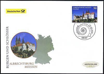 BRD 2014: Albrechtsburg Meißen Post-FDC Nr 3062 mit Berliner Sonderstempel! 1801