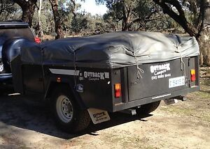 Outback Sturt Off-Road Camper Trailer with Extras Chapman Weston Creek Preview