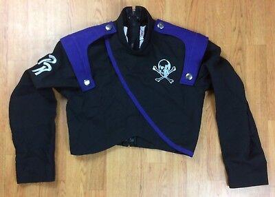 Halloween Marching Band Costumes (Marching Band Jacket - Skull & Cross Bones - Pirate Halloween)