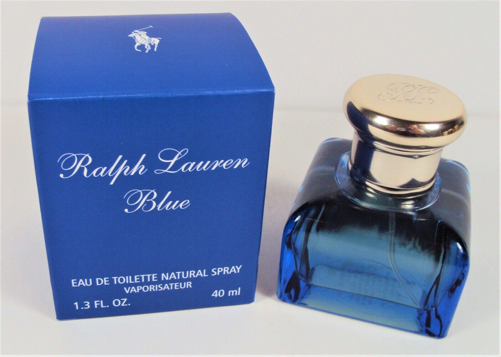 Ralph Lauren Blue for Women 1.3oz/40ml Eau de Toilette Spray