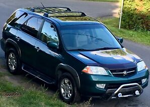 Acura MDX 2002 Automatic AWD fully loaded