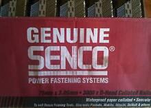 SENCO PASLODE 3.06 X 75mm FRAMING NAIL GUN NAILS BOX 3000 BUILDER Malabar Eastern Suburbs Preview