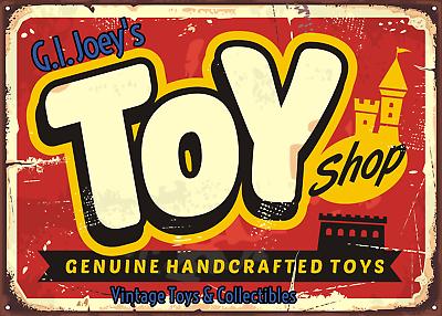 G.I.Joey's Vintage Toys