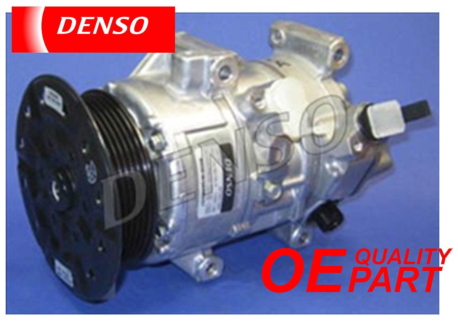 For Toyota Avensis 20td D4d 03 06 Denso Air Conditioning Compressor Kompresor Bmw Seri 3 E46 88310 05100