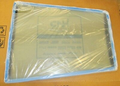 Case New Holland 76303237 Wheel Loader Front Center Glass Descrp 4 Compatibility