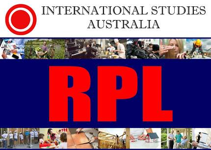 RPL INTERNATIONAL STUDIES AUSTRALIA