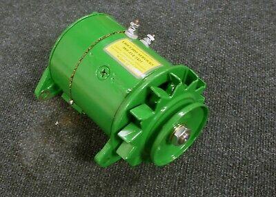 John Deere 6 Volt Delco Generator 1101859 Am1803t Ty1444 92-01-3060