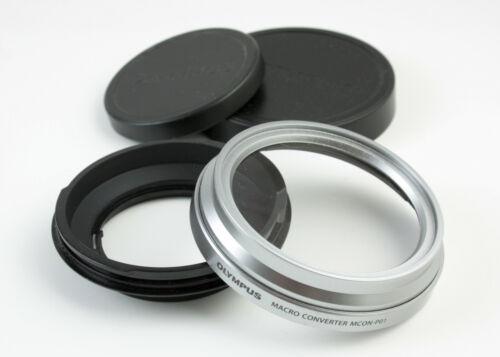 U200506 Olympus Macro Converter MCON-P01 for Olympus OM-D Digital Lenses Genuine