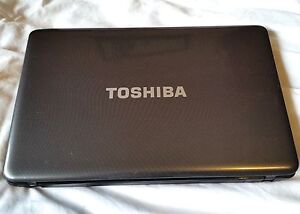 Toshiba L650 Satellite laptop Computor Top Camp Toowoomba City Preview