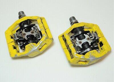 Origin8 Pedals Dual Spt Mp Spd Sgl Clpls 9//16Black
