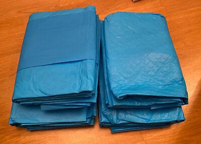 4 Wasserdichte Einweg Matratzenauflage Inkontinenzauflage Unterlage 220x100 cm