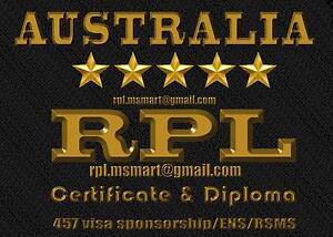 RPL ***AUSTRALIA PROFESSIONALS*** Perth Perth City Area Preview