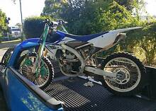 2014 Yamaha yz250f Boonah Ipswich South Preview
