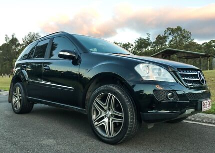 Mercedes Benz 2005/2006 ML350 LUXURY PETROL