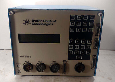 1 Used Tct Lmd8000 Traffic Control Technologies Controller Make Offer