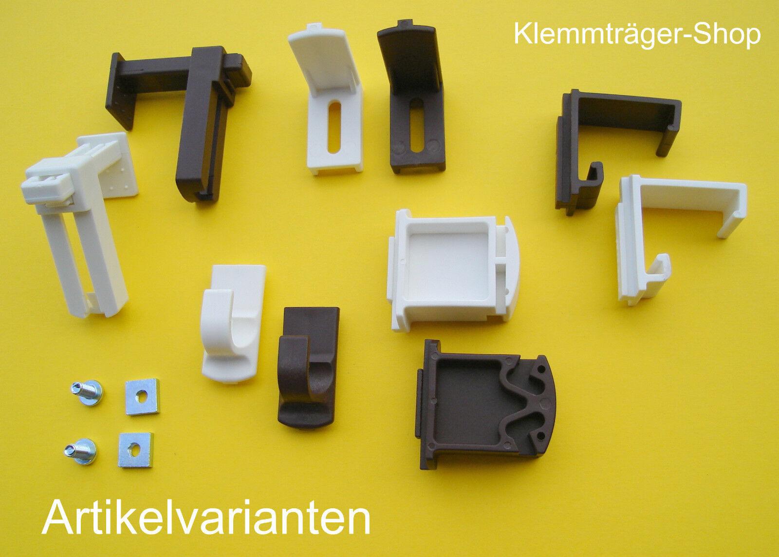 klemmhalterung f r scheibengardinen halterung f r gardinenstangen klemmtr ger eur 5 95. Black Bedroom Furniture Sets. Home Design Ideas