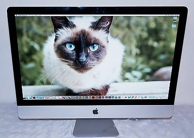 "APPLE iMAC 27""  2.8 GHZ CORE i7 HIGH SIERRA. FULLY REFURBISHED"