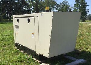 Cummins Onan 20kW Natural Gas & Propane Standby Power Generator