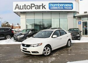 2010 Kia Forte 2.0L EX SUNROOF|HEATED SEATS|LOW MILEAGE
