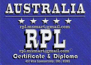 RPL ***AUSTRALIAN PROFESSIONALS*** Perth Perth City Area Preview