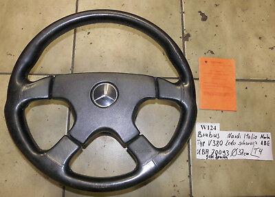 Gebraucht, Lenkrad Lederlenkrad Brabus KBA 70093 Typ V380 TE Limo CE  W124 Mercedes gebraucht kaufen  Bietigheim