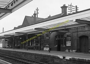 Crowborough & Jarvis Brook Railway Station Photo. Eridge - Buxted. Lewes Line