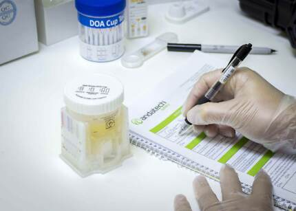 Drug and Alcohol Testing Course