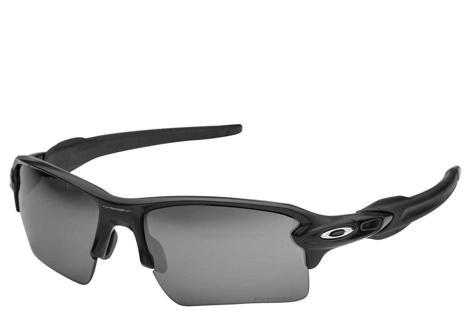 Oakley FLAK 2.0 XL POLARIZED Sunglasses 9188-96 Matte Black Prizm Lens  OO9188-96 afb0de413b