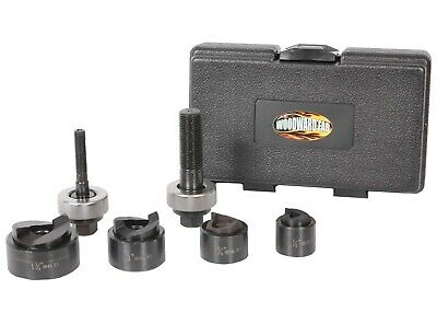 Wfko4 Knock Out Punch Kit 4 Pc Conduit Size 12 34 1 1-14