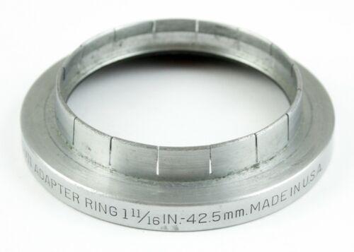 "U198137 Kodak 1-11/16"" (42.5mm) Series VII Adapter Ring"