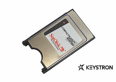 CompactFlash CF card to PCMCIA PC Card Adapter