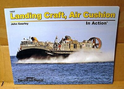 Squadron/Signal Landing Craft Air Cushion in Action Softcover 2016 14037