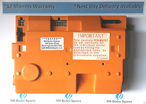 IDEAL ICOS PCB BOARD ISAR HE24 MEXICO EVO BOILER 173534 / 174486 HE30 HE35 - A1