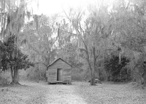 1938-AFRICAN AMERICAN SCHOOLHOUSE-Summerville, South Carolina-5x7 PHOTO