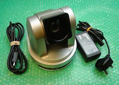 Sony Srg-120dh 1080p Hd Remote Ptz Camera Live Video Streaming Broadcast Psu