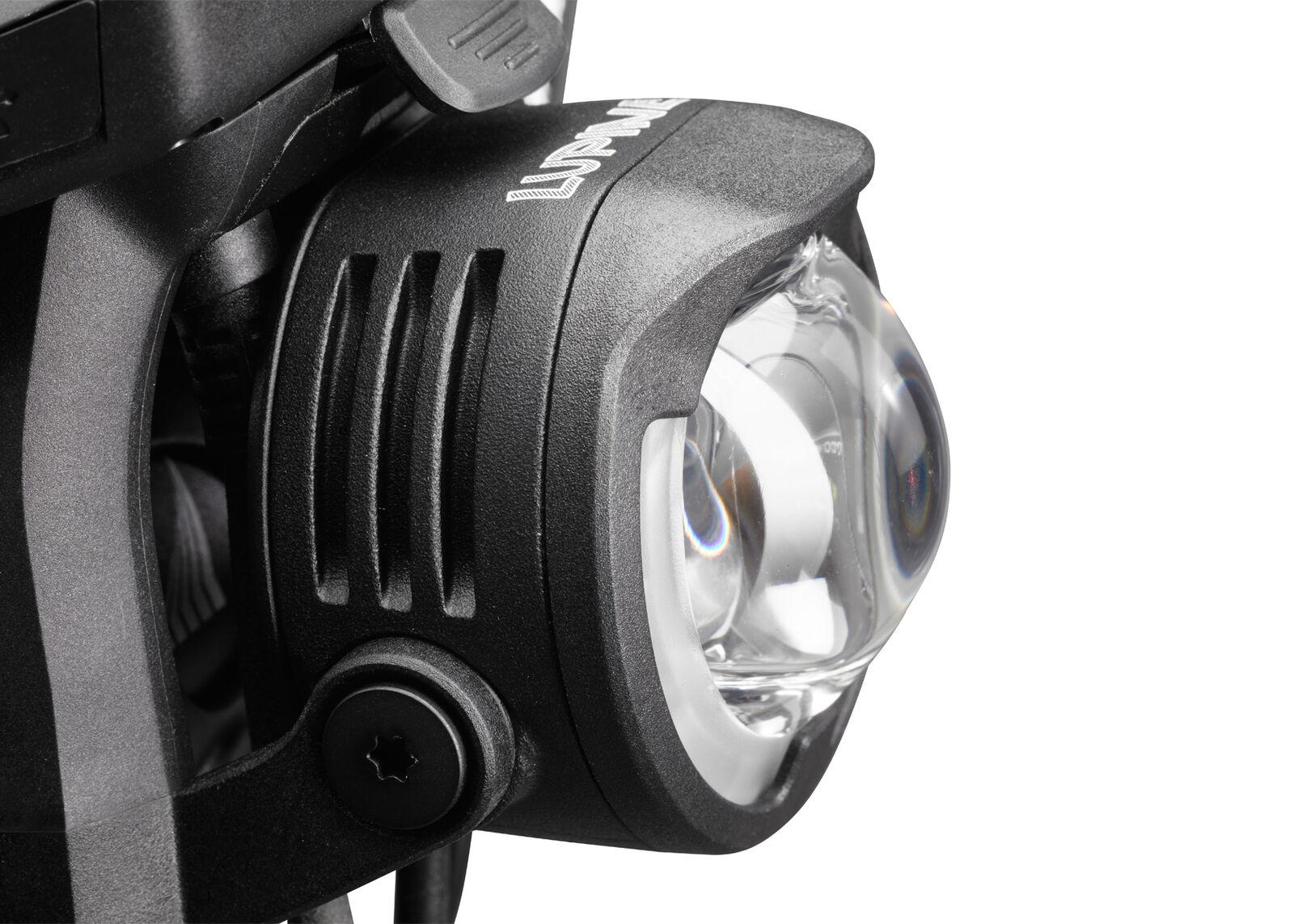 Lupine SL E-Bike Fahrradlampe SL B Bosch StVZO zugelassen mit Anschlusskabel