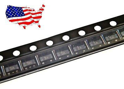 Mmbt3906 - 20 Pcs - 2n3906 Sot-23 Pnp Smd Transistor - From Usa