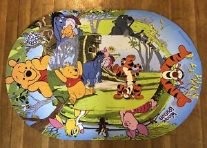 2 Disney Winnie the Pooh Puzzles (3+)