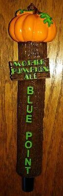 Blue Point Brewing Co Mother Pumpkin Ale Tap Handle Halloween October - Halloween Pumpkin Ale